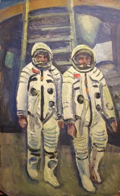 "Korzhevsky B. G. ""Astronauts"""