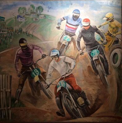 """Snegirev A. V. """"Motocross"""""""