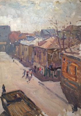 Щербаков Владимир Вячеславович. Улица.