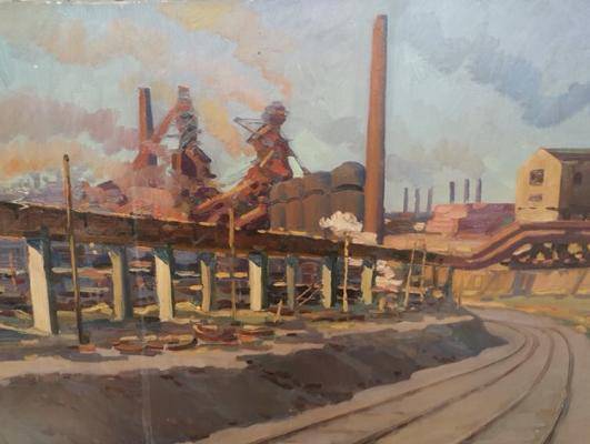 "Kulagin A. S. ""At Makeyevka Metallurgical Plant"""