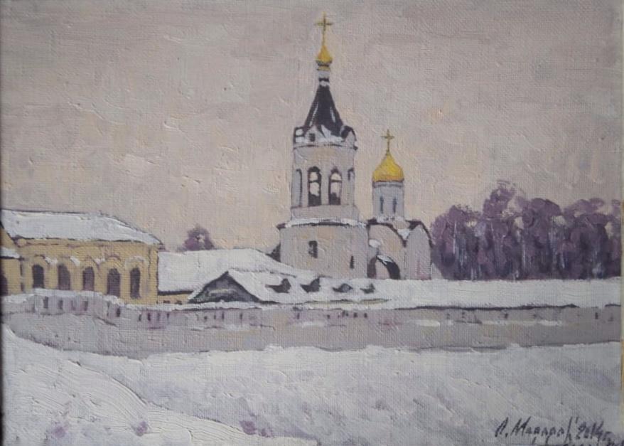 Модоров Олег Николаевич. Рождественский монастырь