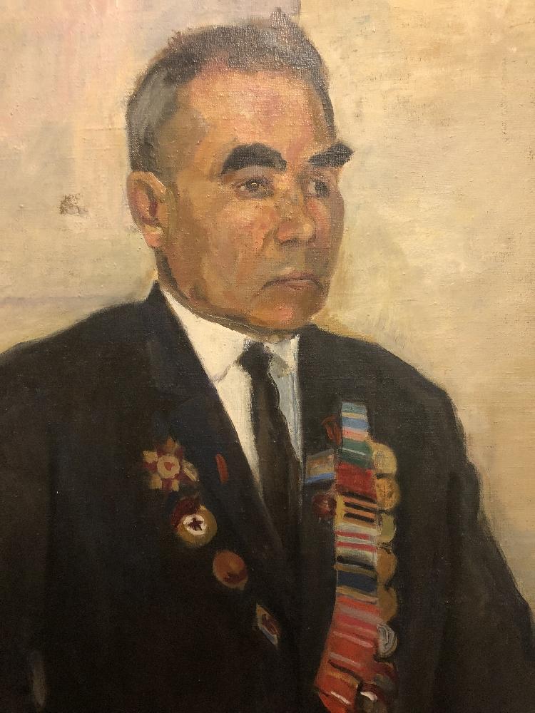 Лекомцев Константин Михайлович. Орденоносец