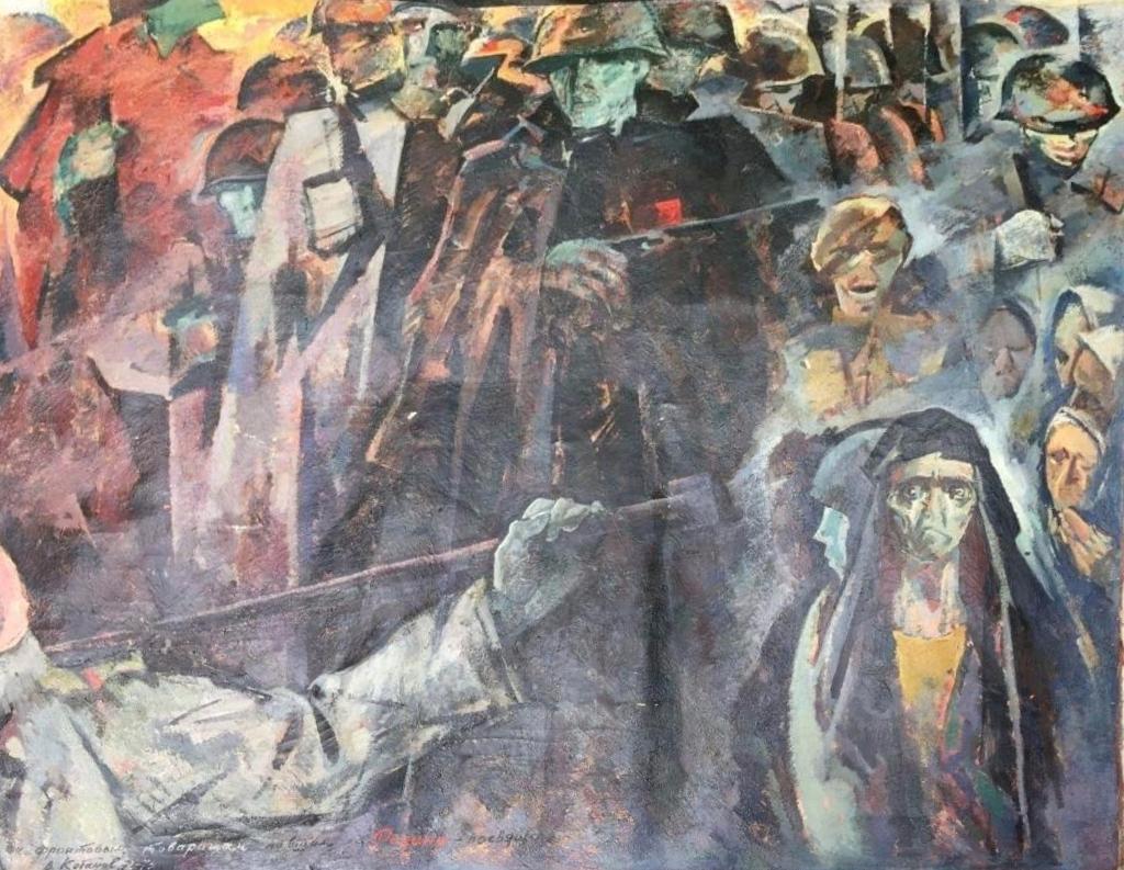 Кабанов Виктор Павлович. Воспоминания о войне