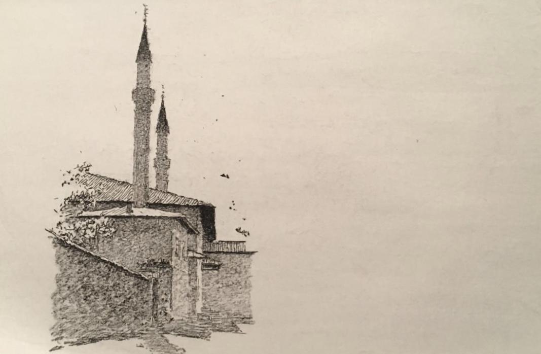 Ванеев Петр Иванович. Мечеть