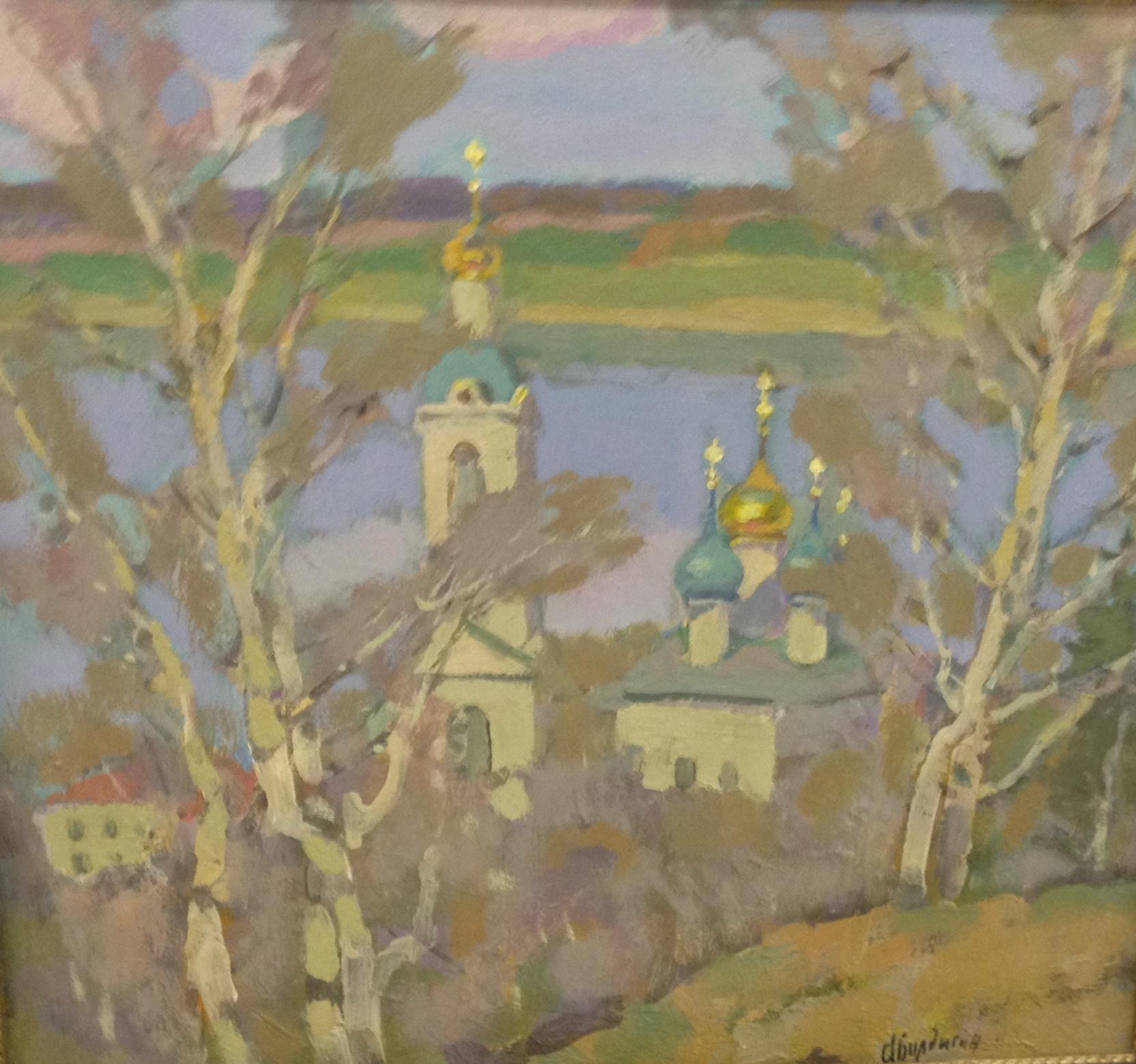 Булдыгин Адольф Фёдорович. Плес