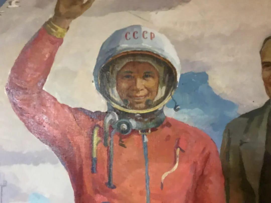Вопилов Георгий Александрович. Гагарин и Королев