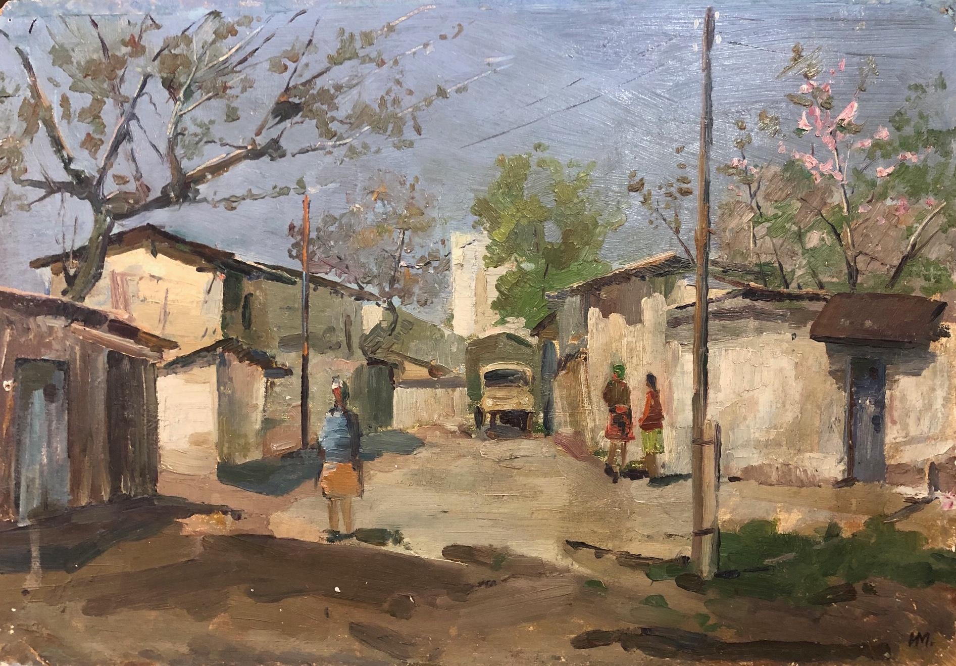Иргашев Муртазо Худойбердиевич. Ташкент, ул. Арпапая