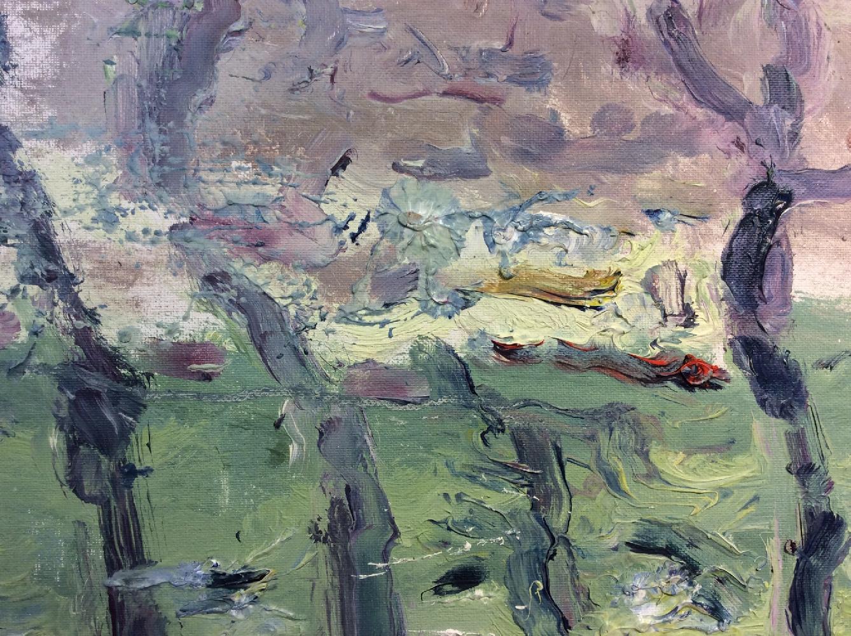 Бух Арон Фроимович. Пейзаж