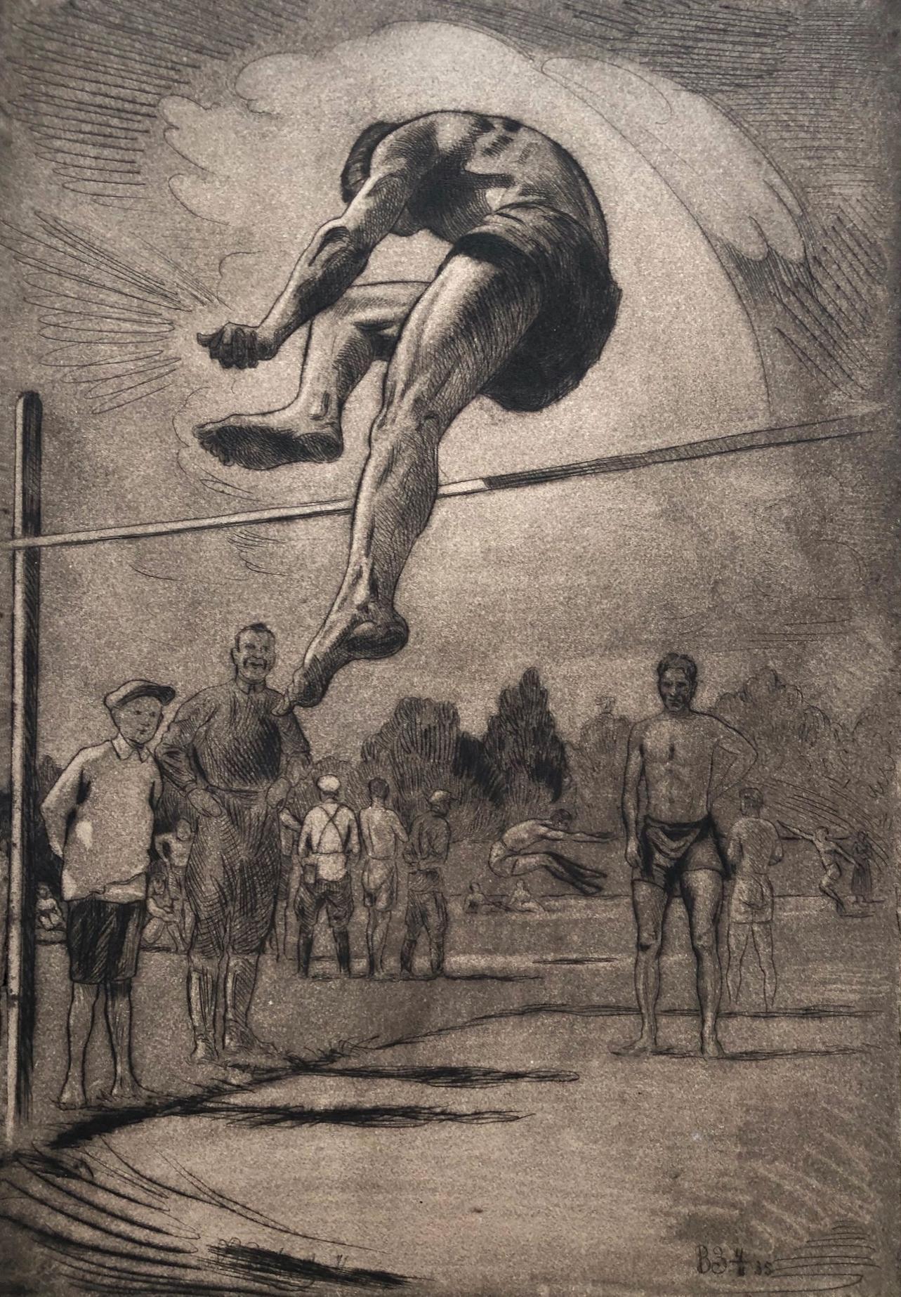 Завьялов Василий Васильевич. Прыжки в высоту