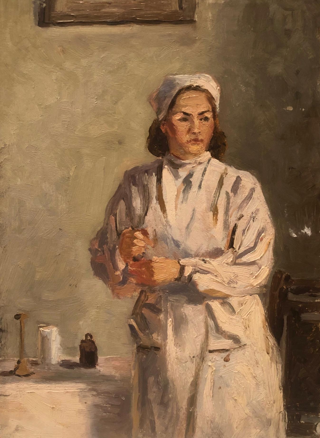 Прошкин Виктор Николаевич. Доктор