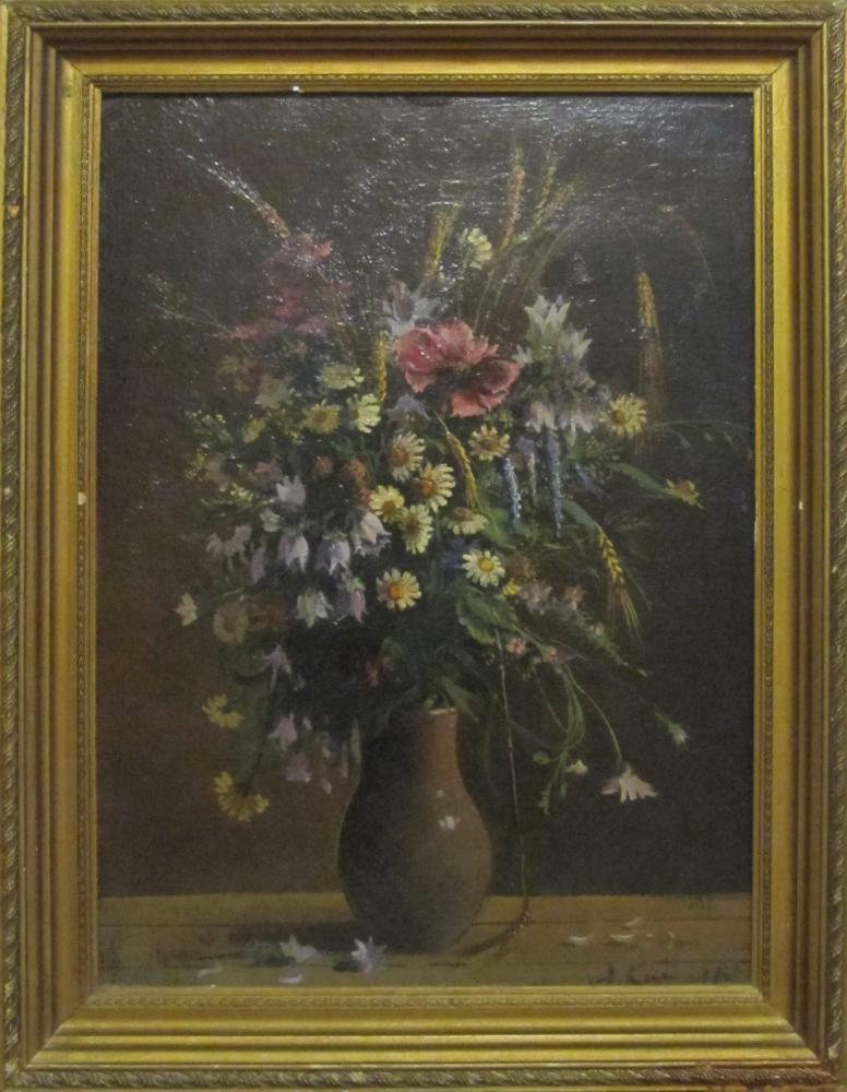 Королев Александр Леонидович. Полевые цветы