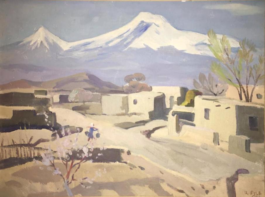 Мелконян Ашот Анатольевич. Старое село