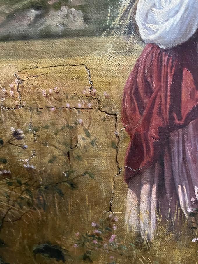 Пиотрович Сигизмунд Карлович. Жницы в поле