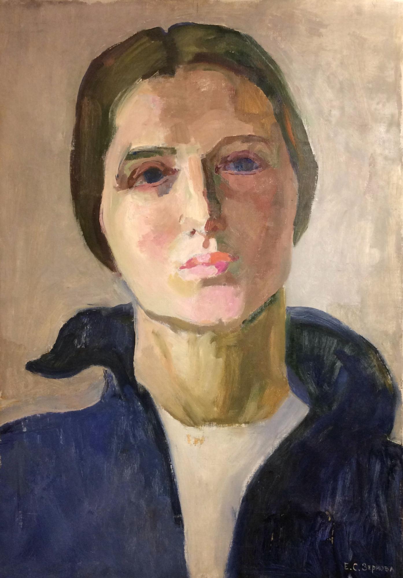 Зернова Екатерина Сергеевна. Женский портрет