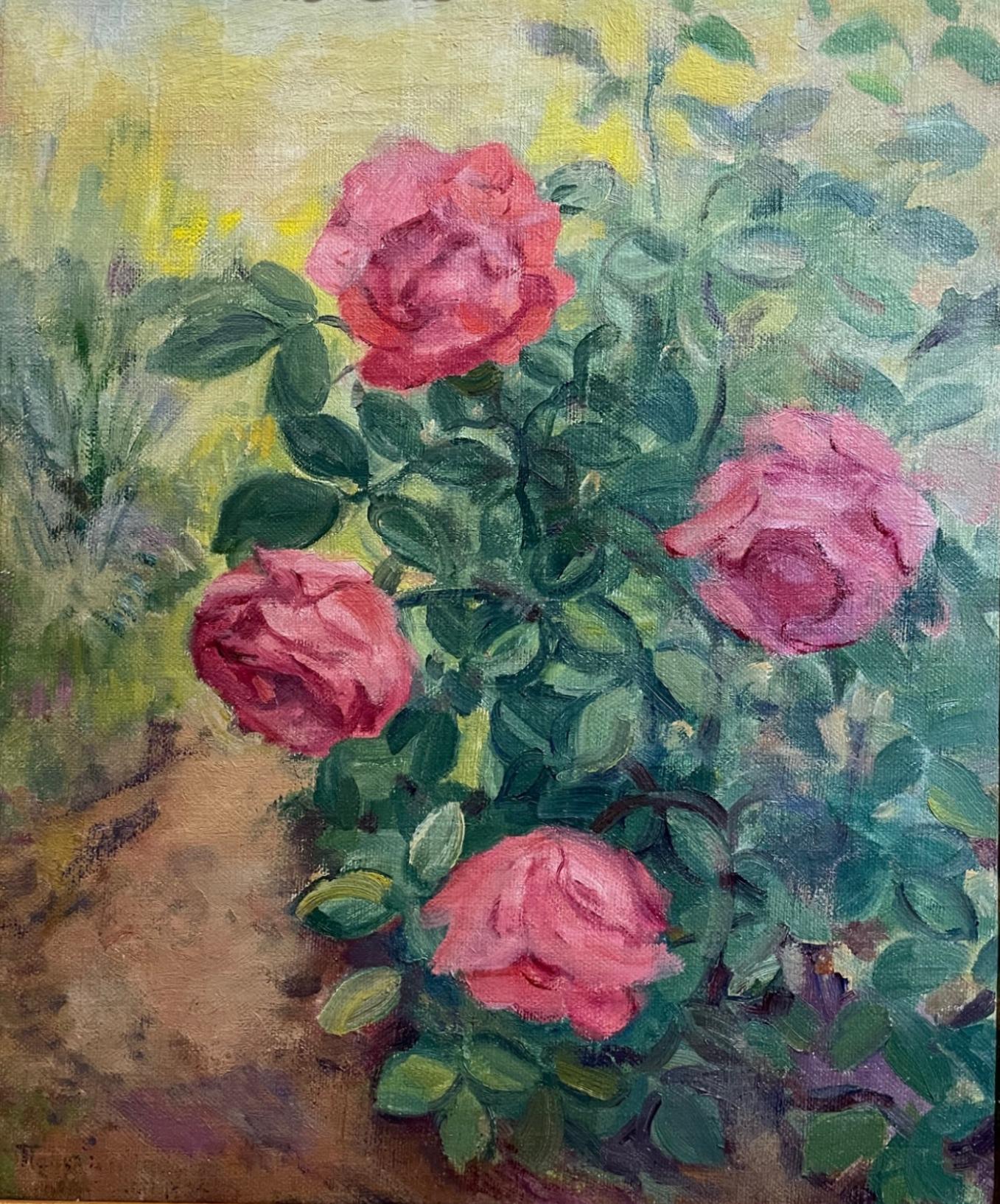 Кузнецов Павел Варфоломеевич. Розы на кусте