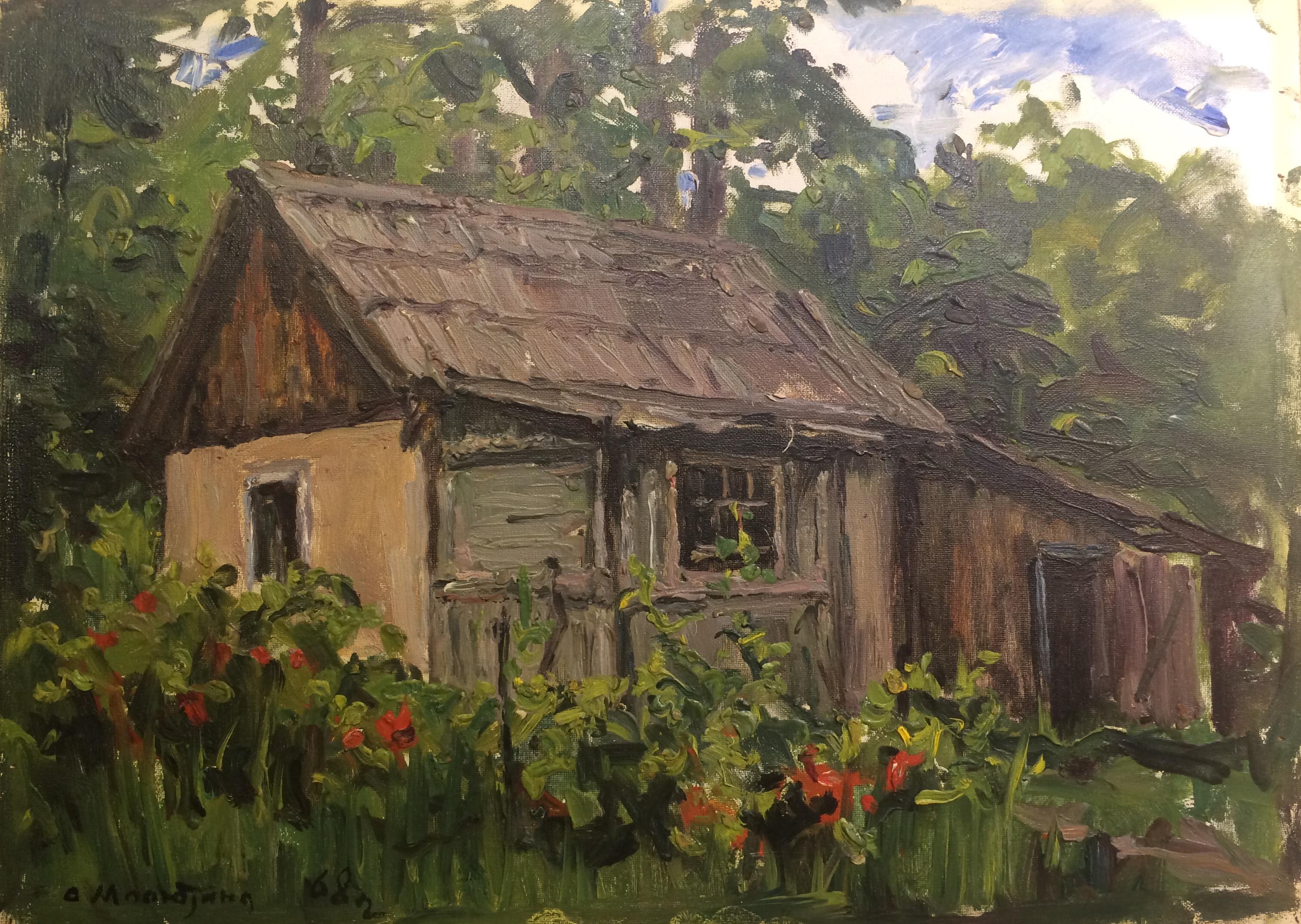 Малютина Ольга Сергеевна. Домик в лесу
