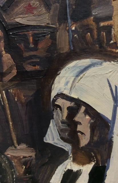 Смолин Александр Александрович. Сёстры милосердия