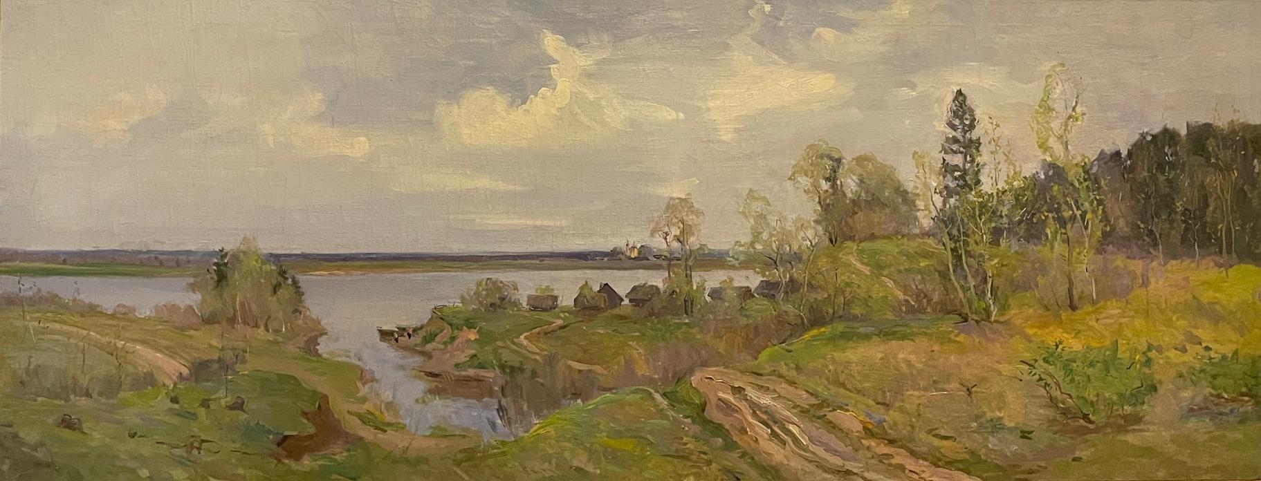 Нефедова Лидия Станиславовна. Весна.
