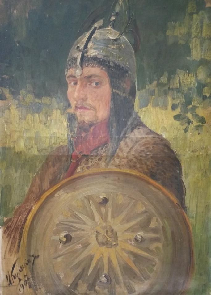Куликов Иван Семенович. Русский витязь