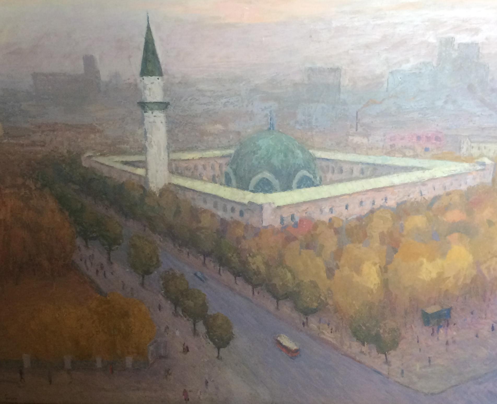 Голихин Евгений Ильич. Караван -сарай. Оренбург.