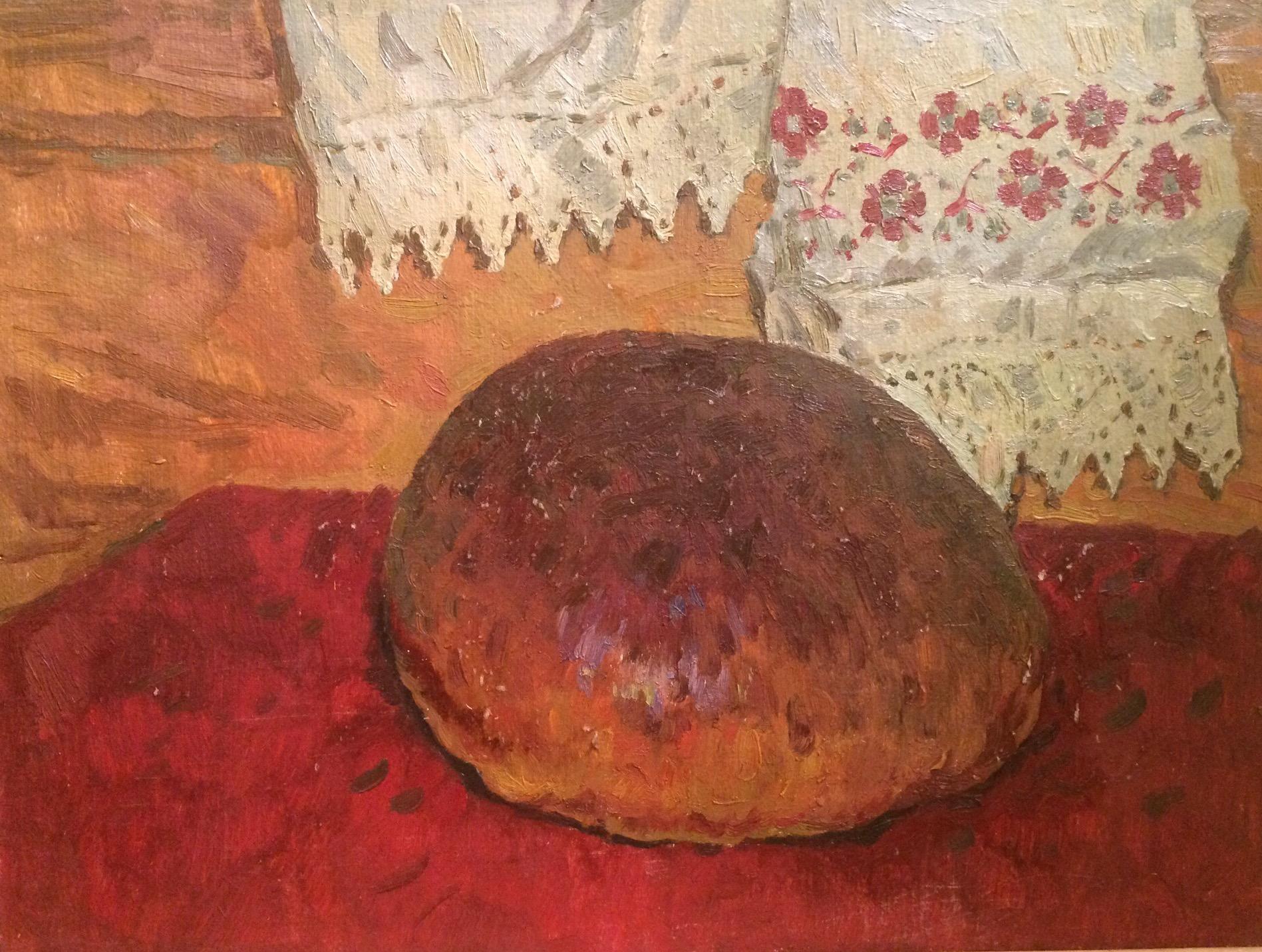Титов Анатолий Михайлович. Хлеб.