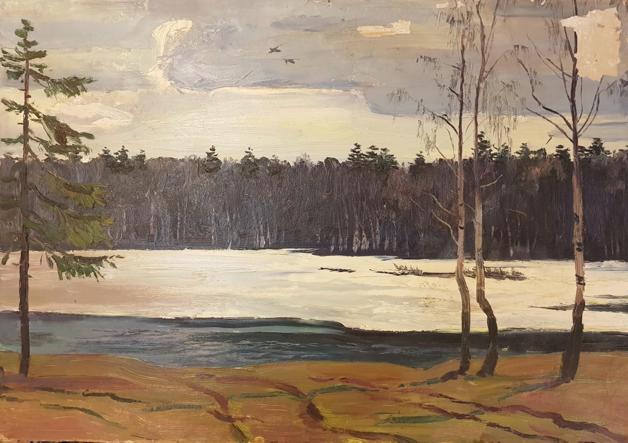 Назаров Константин Борисович. Весна идет
