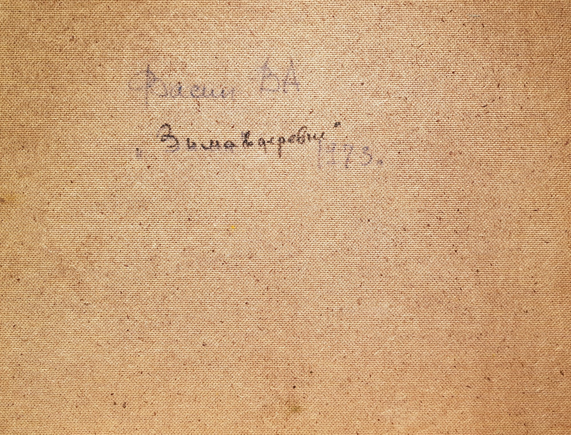 Оборот. Васин Владимир Алексеевич. Зима в деревне