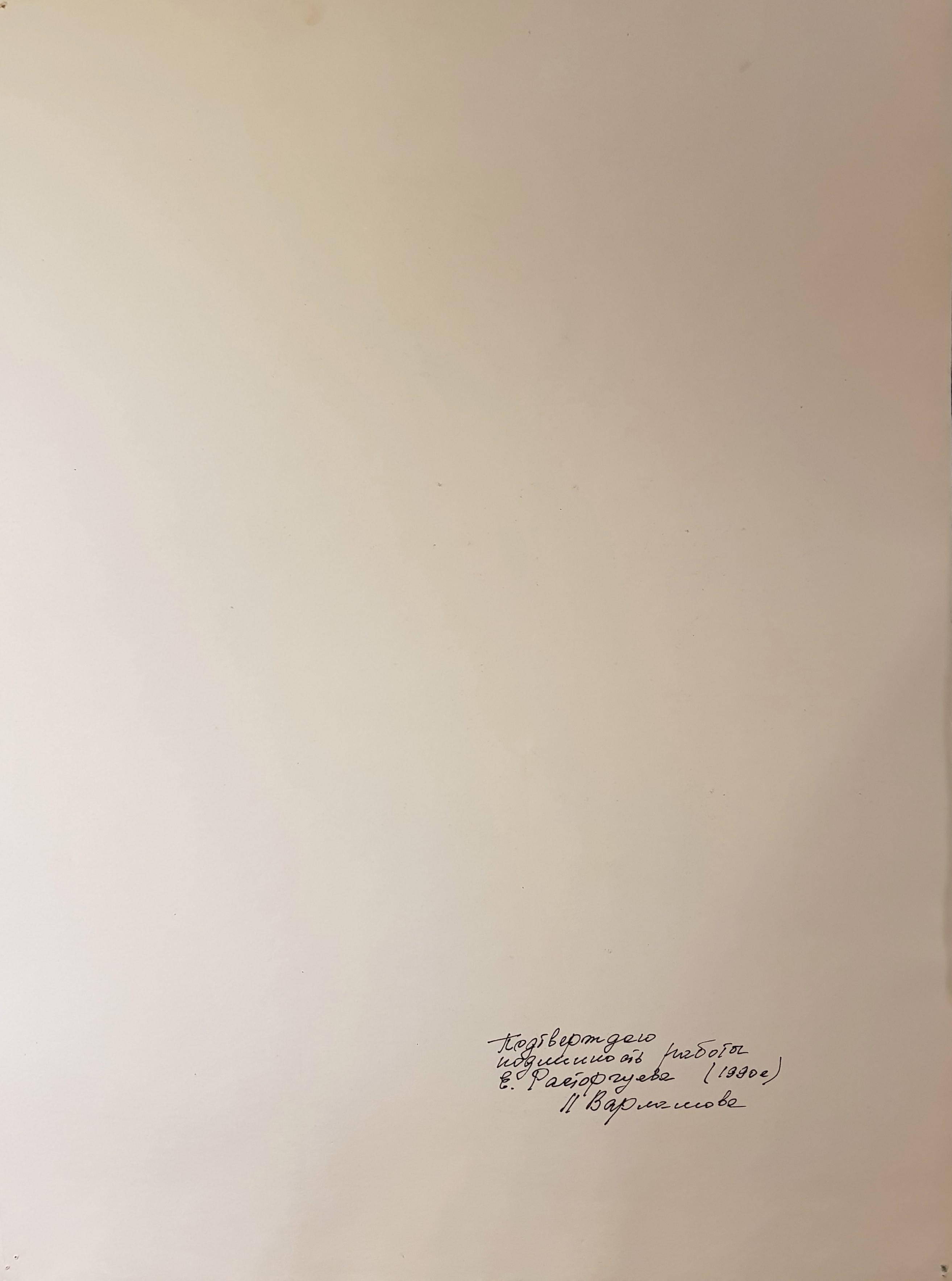 Оборот. Расторгуев Евгений Анатольевич. Полевые цветы