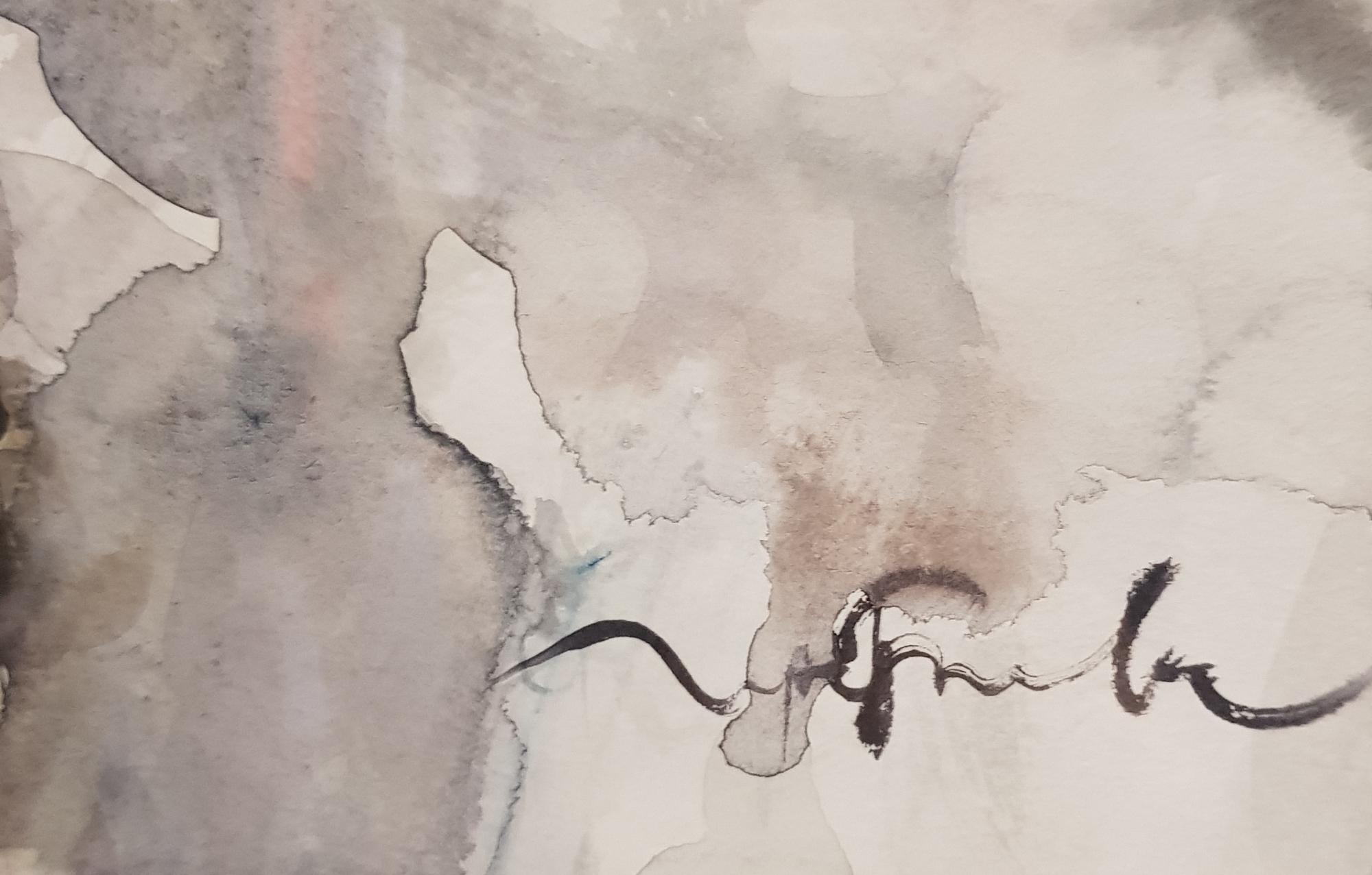 Подпись. Григорьева Ирина Васильевна. Цветы в хрустальном кувшине