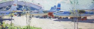 "Vladimir Kalistratovich Samokhin ""Aerodrome. Aircraft."""