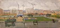 "Gennady Vasilyevich Filatov ""New buildings of the city of Togliatti"""