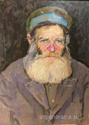 Titov Anatoly Mikhaylovich - The old man - spade beard.